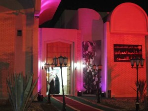 Kuwaiti artists exhibition during 17th Qurain Cultural Festival