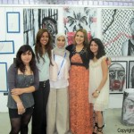 AIS-KUWAIT-ANGIE-HANI-WITH-STUDENTS