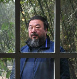 Ai Weiwei is arrested.