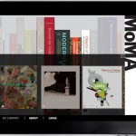 MoMA on iPad