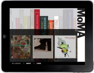 MoMA releases iPad App for Art E-Books