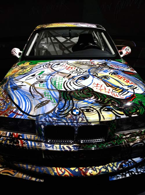 Bmw M1 For Sale >> Exhibition of BMW Fine Art Cars