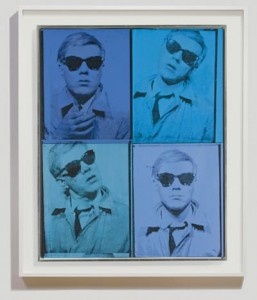 Andy Warhol's Portrait at the Auction can fetch $30m.