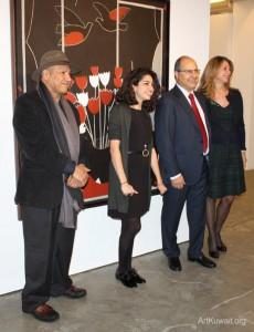 Jafar Islah Retrospective – Opening at Contemporary Art Platform