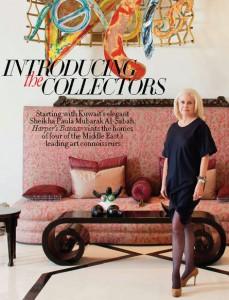 Sheikha Paula Al Sabah: Interview with Art Collector and Art Patron