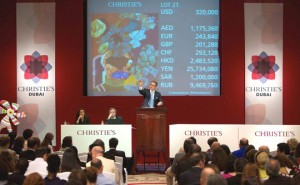 Christie's Dubai April 2012 – Part 1 and Part 2 Sales Results