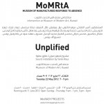 MoMRtA+Unplified Museum of Modern Art, Kuwait