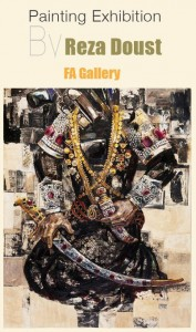 FA Gallery: Exhibition by Reza Doust