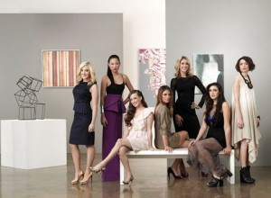 "Bravo TV's New Art Reality Show ""Gallery Girls"""