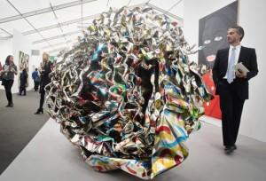 The art market: Why buy art ? The true motivations of art collectors.