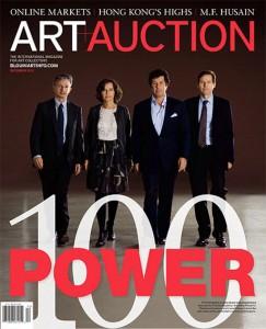 Art+Auction: Power List 2012