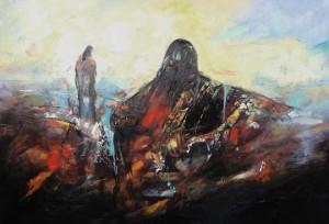 Gallery Tilal: Kuwaiti artist Ali Numan