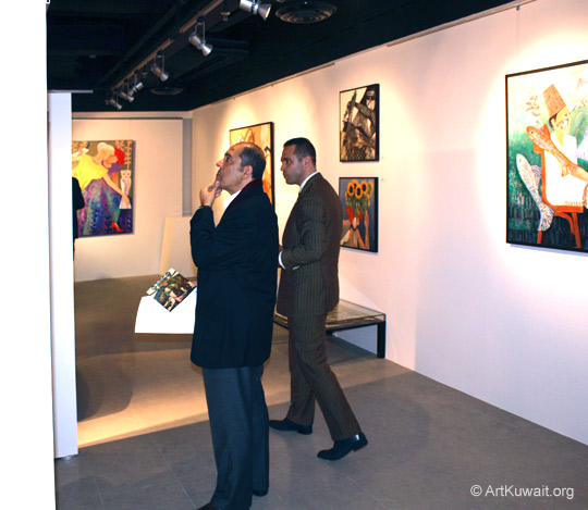AL-M-Gallery-Exhibition-Kuwait (6)