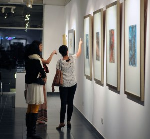 Gallery Tilal: Opening of Fareed Abdal Exhibition