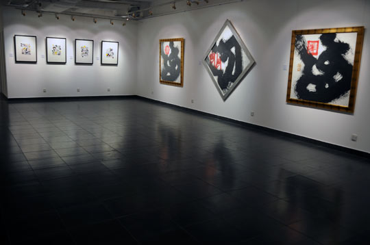 Fareed Abdal Exhibition (3)