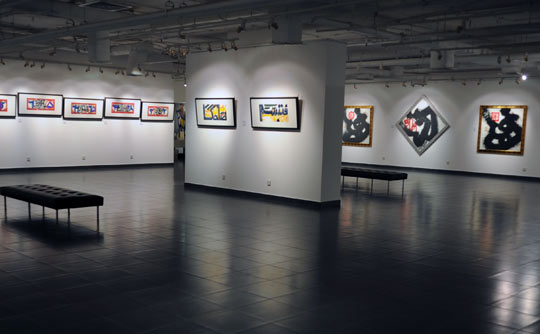 Fareed Abdal Exhibition (5)