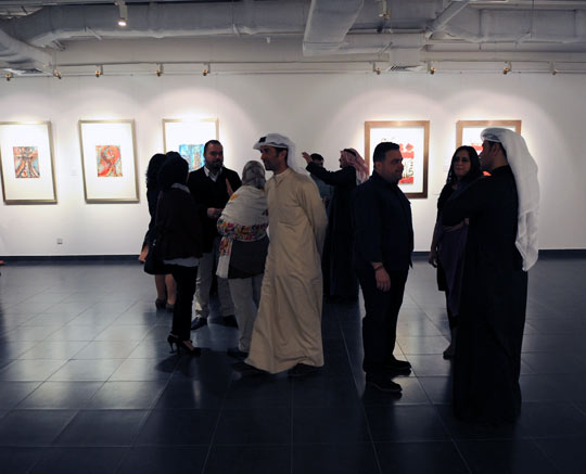 Fareed Abdal Exhibition (8)
