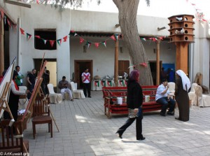 Kuwaiti artists celebrate National Day at the Free Art Atelier