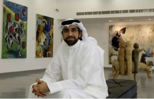 Sultan Sooud Al Qassemi about the Museum of Modern Art in Kuwait