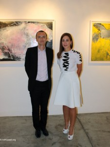 Opening of the JAMM Gallery in Kuwait