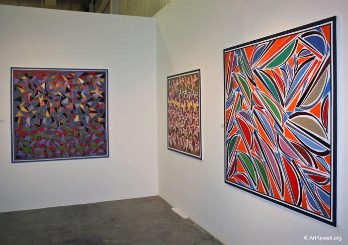 Hussein Madi Retrospective Exhibition Kuwait (18)