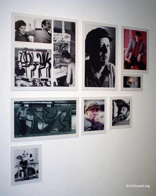 Hussein Madi Retrospective Exhibition Kuwait (21)