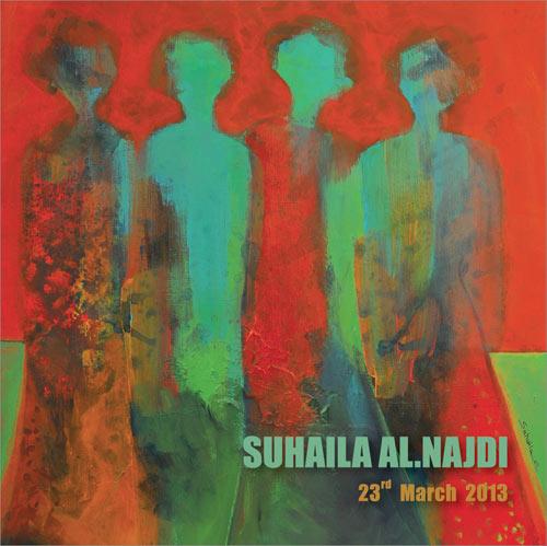 Suhaila Al Najdi