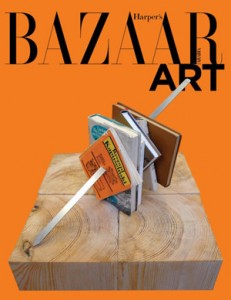 "Harper's Bazaar Arabia Art's article: ""A Museum In Kuwait"" by Sultan Sooud Al Qassemi"