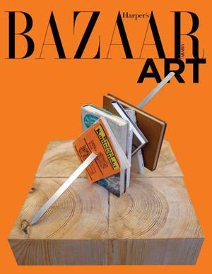 Harpers Bazaar Arabia Art