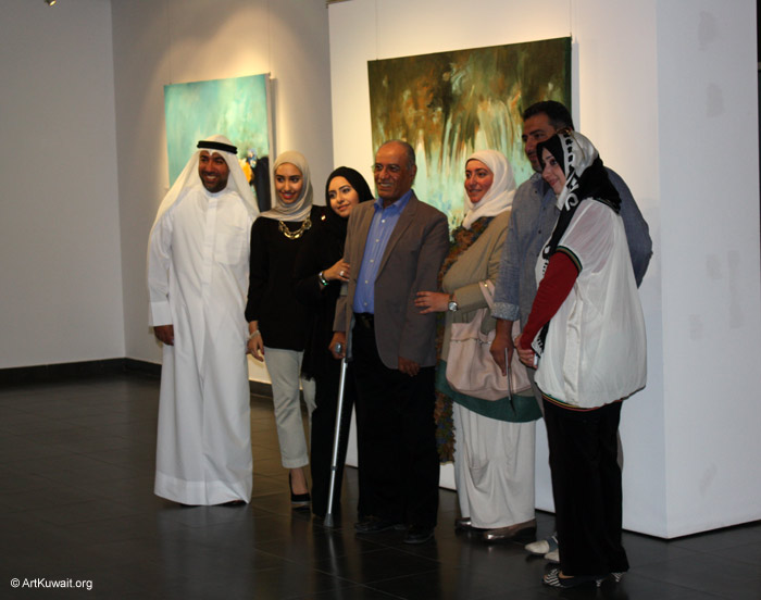 Mahmoud Ashkanani Exhibition (3)