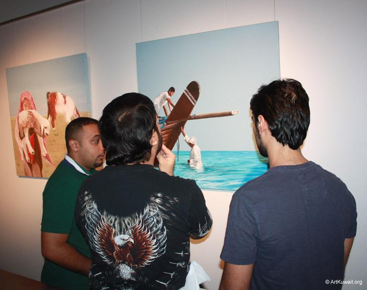 AlMashreq Gallery - Kuwait- Jassem Bu Hamad (11)