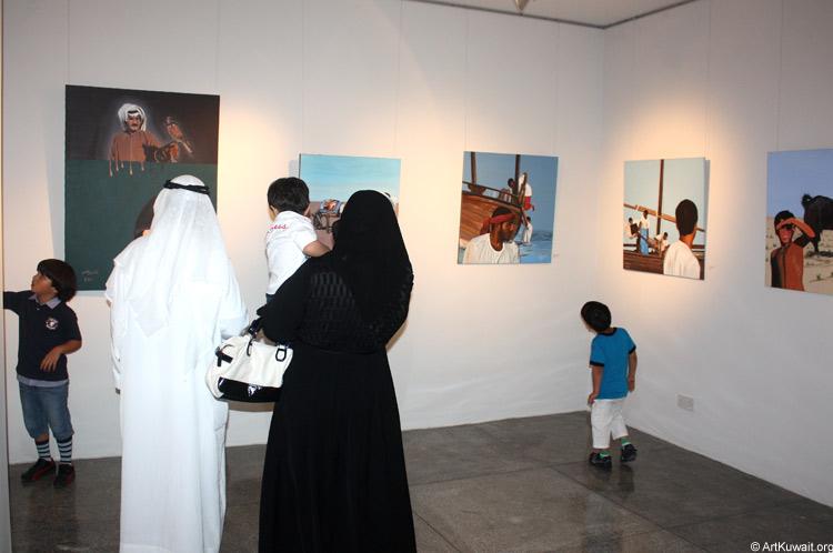 AlMashreq Gallery - Kuwait- Jassem Bu Hamad (2)