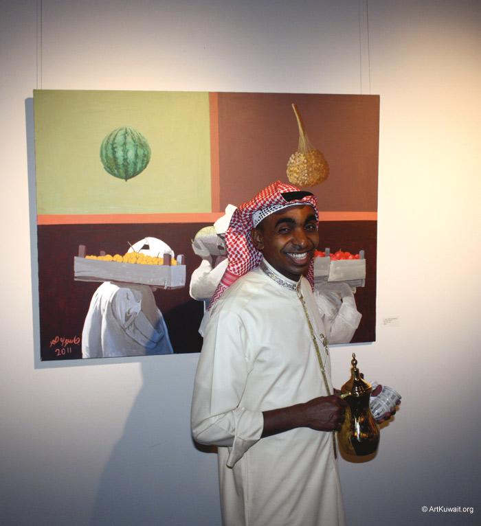 AlMashreq Gallery - Kuwait- Jassem Bu Hamad (3)
