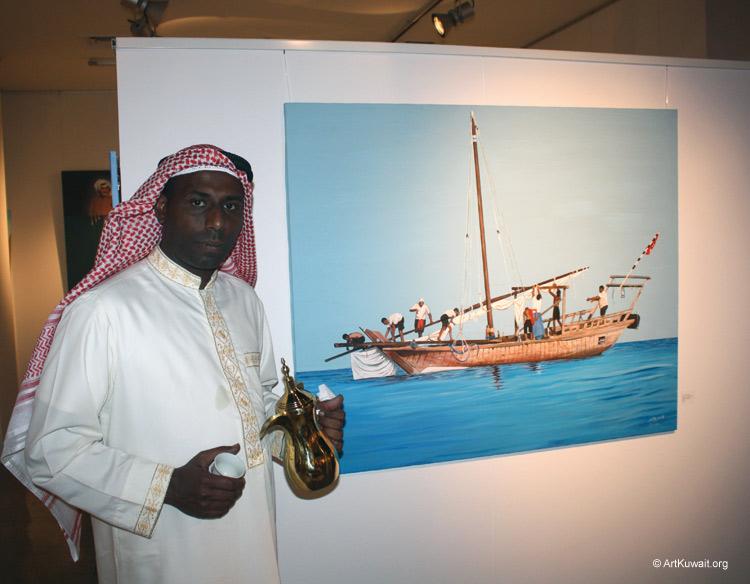 AlMashreq Gallery - Kuwait- Jassem Bu Hamad (4)