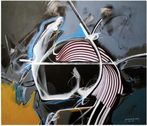 JAMM Art Gallery: Iraqi artist Mohammed Sami