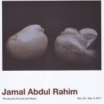 Dar Al Funoon Gallery: Jamal Abdul Rahim – The sounds of Love and Peace