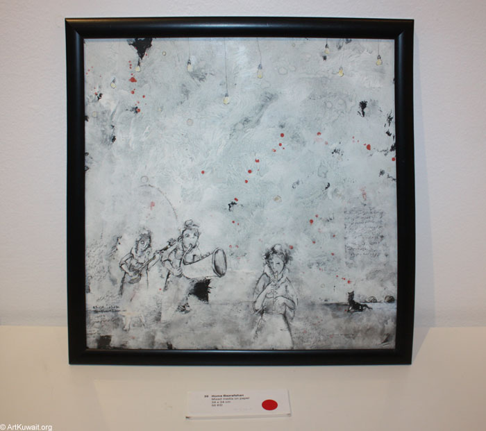 Dar Al Funoon Gallery-Emerging Iranian artists (7)