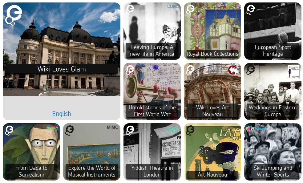 Europeana-App