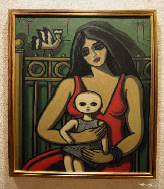 Boushahri Gallery - Arab Artists (1)