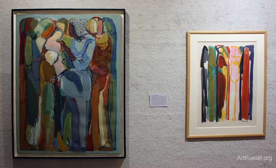 Boushahri Gallery - Arab Artists (14)