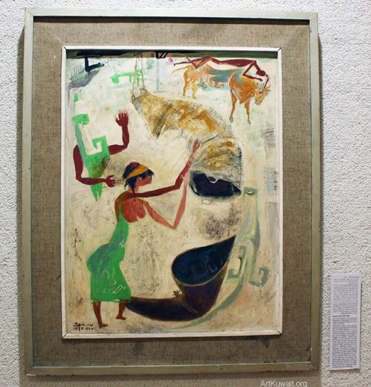 Boushahri Gallery - Arab Artists (2)