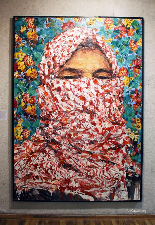 Boushahri Gallery - Arab Artists (4)