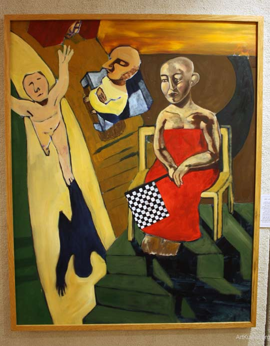 Boushahri Gallery - Arab Artists (8)