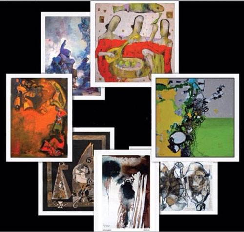 six-artist