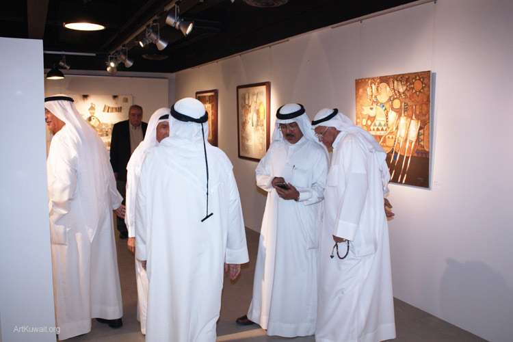 Al Mashreq Gallery Kuwait- Art from Iraq (12)