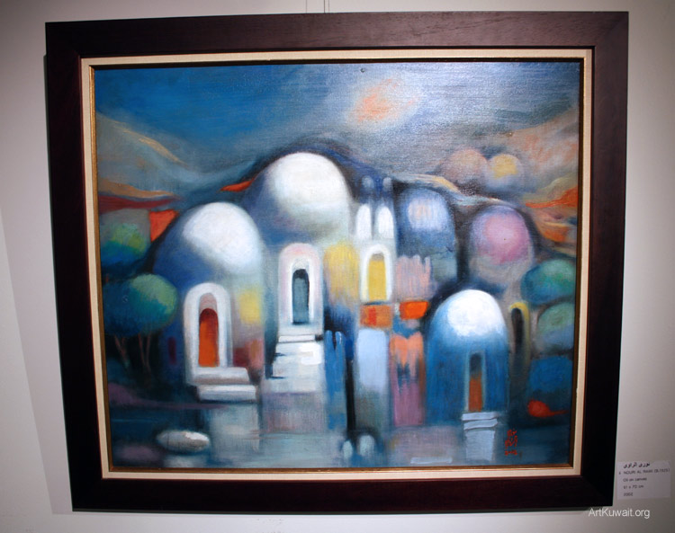 Al Mashreq Gallery Kuwait- Art from Iraq (9)