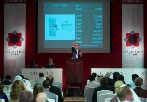 Christie's Dubai totals $12 millions