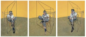 Francis Bacon's Triptych $142.4 Million, is the most expensive artwork ever sold at an auction