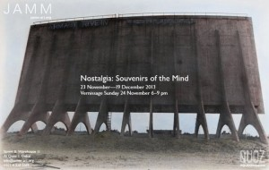 JAMM Dubai presents Nostalgia: Souvenirs of the Mind