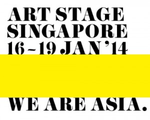 Art Stage Singapore 16-19 January, 2014